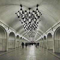 Станция метро Менделеевская :: Анастасия Смирнова