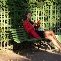 ножки... :: Алиса Колпакова