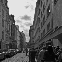 Прага немецкий город. Prague German city :: Юрий Воронов