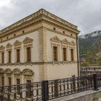 Дом зажиточного горожанина, вид с крепостной стены :: Marina Talberga