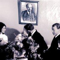 В ЗАГСе - 1970 год. :: Валентин Кузьмин