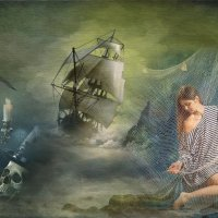 «Готовлю в плаванье я маленький кораблик» :: vitalsi Зайцев