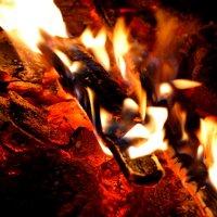 огонь :: юлия