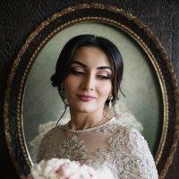 ПОртет невесты :: Батик Табуев