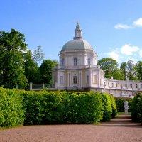 Японский павильон Меншиковского дворца. :: Лия ☼