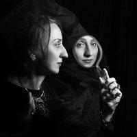 Женщина в зеркале. :: Анна Анхен