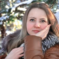 зимняя :: Римма Дубинец