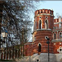 Царицыно. Башня Фигурного моста. :: Olenka