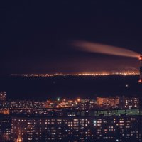 Ночной Кировский :: Иван Коваленко