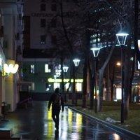 Зимний вечер в городе :: Алексей Соминский