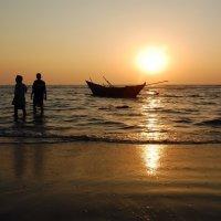 Рыбаки (Индия) :: Victor Spacewalker