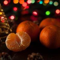 Мандаринки - новый год :: Ulzhan Ibraeva