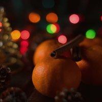 Запах мандаринок и корицы :: Ulzhan Ibraeva
