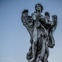 Angel in the sky :: Марк Додонов