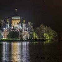 Свято-Введенский Островной монастырь в г. Покров :: Василий Либко