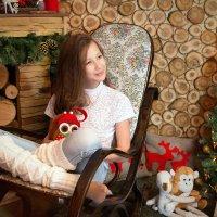 Новогодние каникулы )) :: Райская птица Бородина