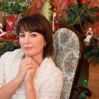 в Новогоднюю ночь, нужно обязательно загадать желание... :: Райская птица Бородина