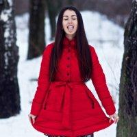 Когда очень ждёшь снега! :: Алексей Щетинщиков