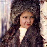 в березовой роще :: Elena Khamdamova