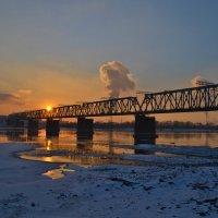 Мост, давший начало городу. :: cfysx