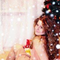 Новогодний фотосет :: Анастасия Колмакова