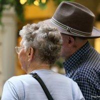 счастливые старики или побывать в России :: Олег Лукьянов