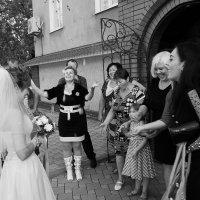 Ах эта свадьба! :: Алексей Бартош