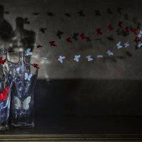 Бабочки в животе... :: Svetlana Sneg