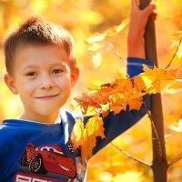 Детство...Солнечный ребенок.. :: Иван Клёц
