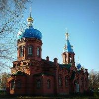 Церковь Александра Невского. :: Светлана Агапова