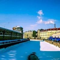 Вид с мостика :: Валерий Смирнов