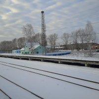 Станция :: Глен Ленкин