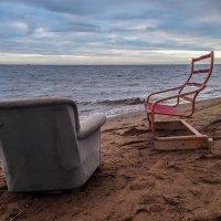 Два кресла с видом на закат :: Анатолий Мигов