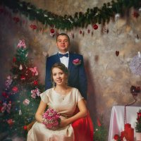 Новогодняя свадьба :: Павел Ремизов