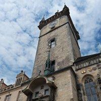 Часовая Башня Староместской Ратуши (Прага) :: Олег Неугодников