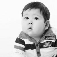 Детский портрет :: Болат Срымов