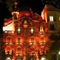 Casa Batlló Барселона :: Swetlana V