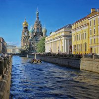 Прогулки по Питеру :: Марина Назарова