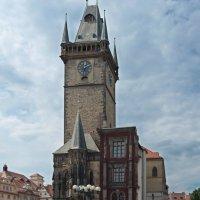 Часовая Башня Староместской Ратуши (Прага) #8 :: Олег Неугодников