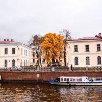 Набережная реки Мойки. :: Виктор Орехов