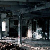заброшенное здание :: Евгения Ки