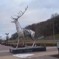 Олень - символ Нижнего Новгорода :: Мила
