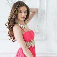 Алина, модель :: Аполлинария
