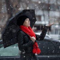 первый снег :: Елена Чупятова