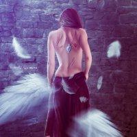 Где твои крылья, которые так нравились мне? :: Nika Nika