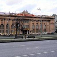 На Ленинградском проспекте в Москве. :: Елена