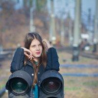 Девушка Инна ... кадр3 :: Pavel Svyatodukh