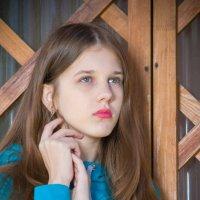Девушка Инна ... кадр1 :: Pavel Svyatodukh