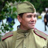 рядовой в старой форме :: Олег Лукьянов