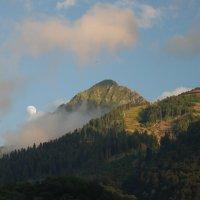 Луна над Аибгой :: Алексей Привалов